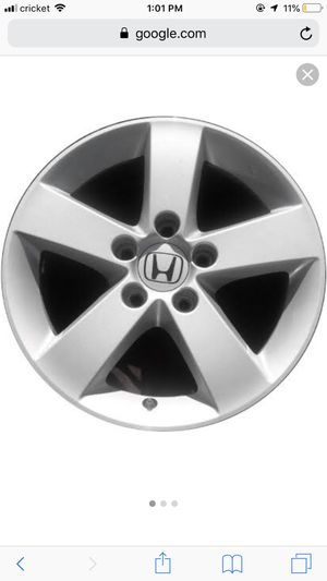 8th gen civic wheel needed for Sale in Philadelphia, PA