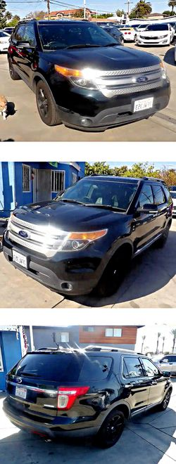 2014 Ford Explorer XLT FWD for Sale in South Gate, CA