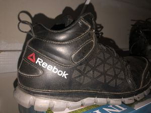 Reebox steel toe work boots for Sale in Hesperia, CA