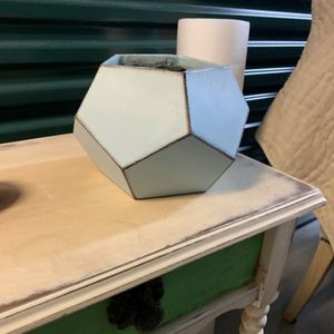 Cubic Flower Pot for Sale in Washington, DC