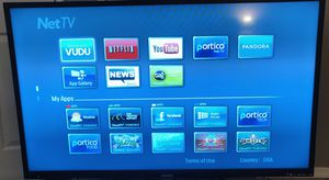 Philips 58 Inches Smart Led Lcd Tv Remote Control Included Model 58pfl4609/f7 for Sale in Glendale, AZ