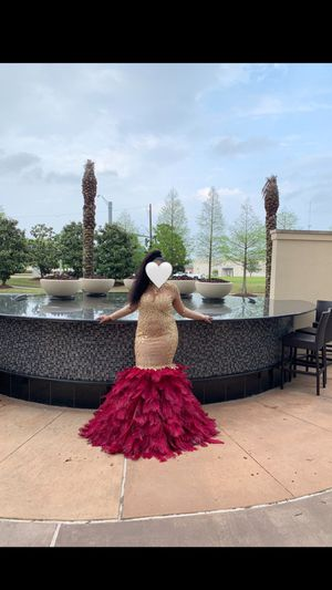 Prom Dress (negotiable) for Sale in Baton Rouge, LA