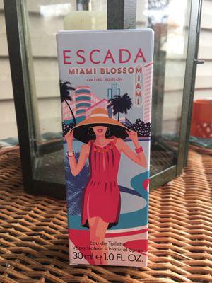 Escada Miami Blossom Limited Edition for Sale in Matawan, NJ