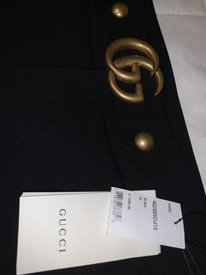 Gucci Pants Womans size 42 650$ obo with original tag (Never Worn) for Sale in Tacoma, WA