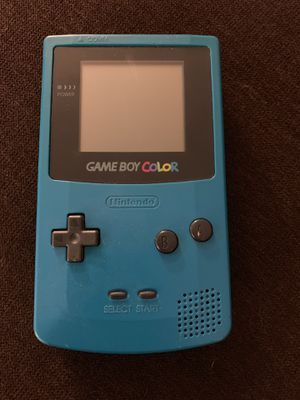 Blue Game Boy Color (with Lion King Game) for Sale in Columbia, MO