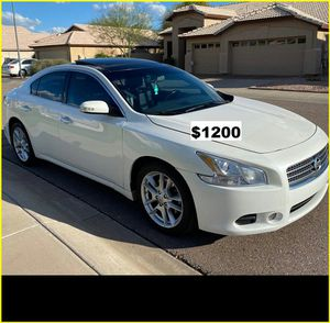 2009 Nissan Maxima only$1200 for Sale in Huber, GA