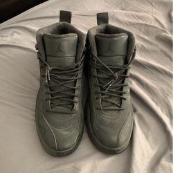 Jordan 12 Retro Winter Black for Sale in Jonesboro,  GA