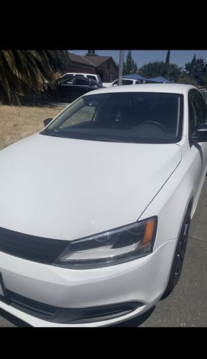 2011 vw Jetta willing to trade for truck for Sale in Stockton, CA