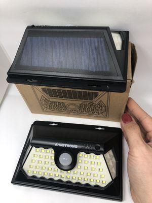 Solar Outdoor Light Motion Sensor-2 pcs for Sale in Las Vegas, NV
