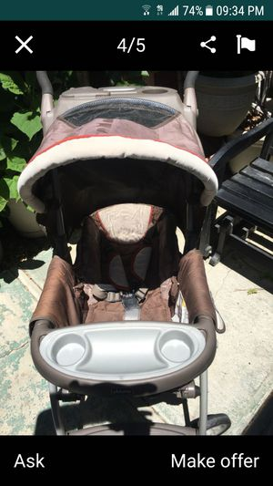 Baby Chicco Cortina Single Stroller for Sale in Garden Grove, CA