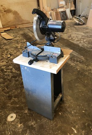 Miter Saw station for Sale in Modesto, CA