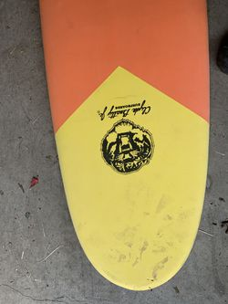 Clyde Beatty Jr Surfboard for Sale in Tualatin,  OR