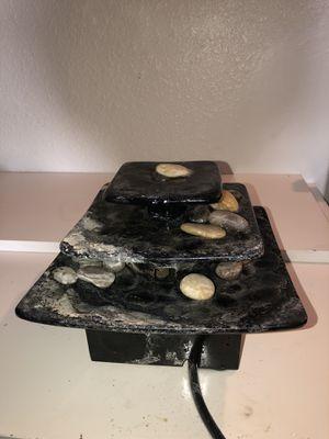 3 Tier Mini Rock Fountain for Sale in Fresno, CA