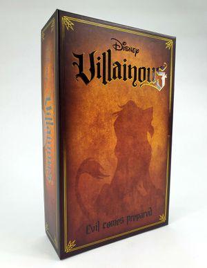Disney Villainous : Evil Comes Prepared Board Game/Expansion - NEW/Sealed! for Sale in Trenton, NJ