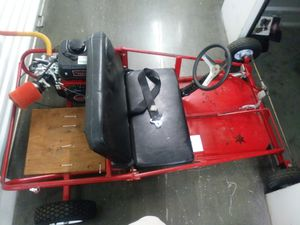 Strong solid go cart ready to roll for Sale in La Puente, CA