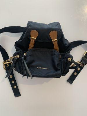 Burberry Medium RuckSack Bag 100% Authentic for Sale in Miami Beach, FL