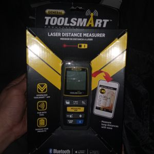 General Toolsmart Connected Precision Laser Distance Measurer for Sale in Auburn, WA