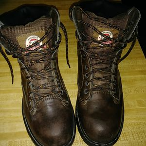10 1/2. Work boots steal toe for Sale in San Diego, CA