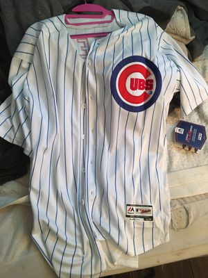 Javier Baez Chicago Cubs Jersey for Sale in Thousand Oaks, CA