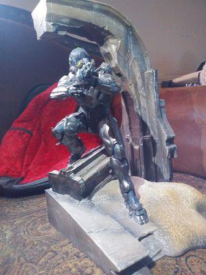 Halo action figure statue for Sale in San Antonio, TX