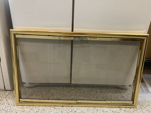 Gold Fireplace door for Sale in Yorba Linda, CA