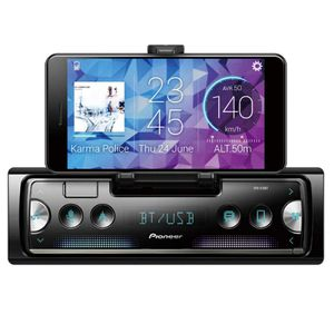 Pioneer SPH10BT Single-DIN in-Dash Mechless Smart Sync Receiver with Bluetooth for Sale in Anaheim, CA