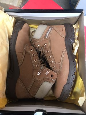 CAT Footwear Women's Hiker Work Boots - Steel Toe - Sundance Size 8(M) for Sale in Temple City, CA