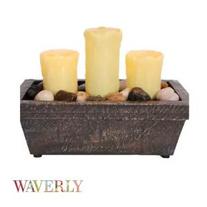NIB Waverly Celebrations Candle Fountain for Sale in West Des Moines, IA