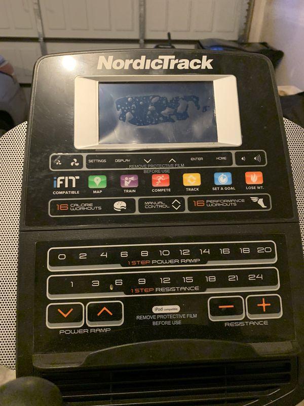 NordicTrack - Elite 10.7 iFit Elliptical