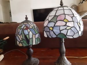 Tiffany style accent lamps for Sale in Las Vegas, NV