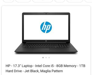 HP Laptop 17.3 inch for Sale in Portland, OR