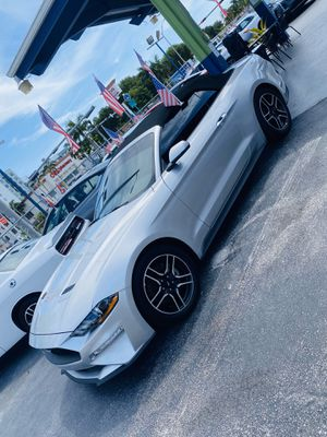 2018 FORD MUSTANG ECOBOOST PREMIER for Sale in Miami, FL