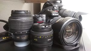 Nikon 7100 and Nikon D7000 for Sale in Kissimmee, FL