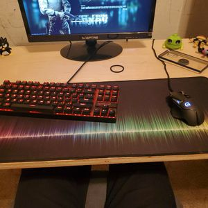 Red Dragon K552 Red Light Gaming Keyboard for Sale in Surprise, AZ