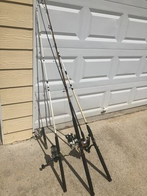Fishing rods for Sale in Canton, GA