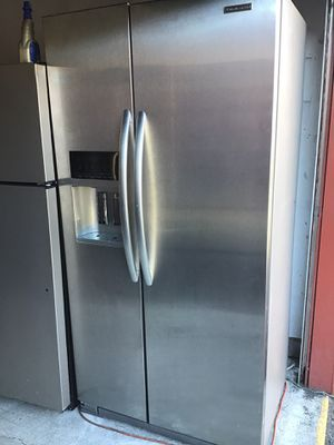 KitchenAid Side by Side Refrigerator for Sale in San Leandro, CA