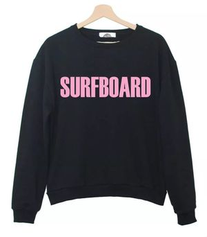 Surfboard Beyoncé sweatshirt for Sale in West Palm Beach, FL