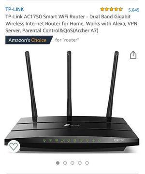 TP-Link AC1750 Smart WiFi Router for Sale in Des Plaines, IL