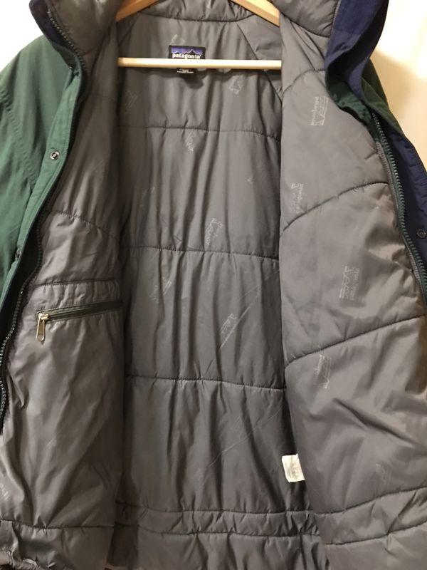 Patagonia men's jackets