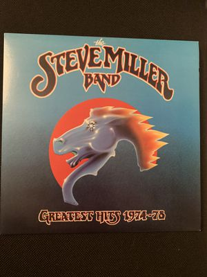 """the Steve Miller Band Greatest Hits Record 12"""" Vinyl for Sale in Lexington, KY"""