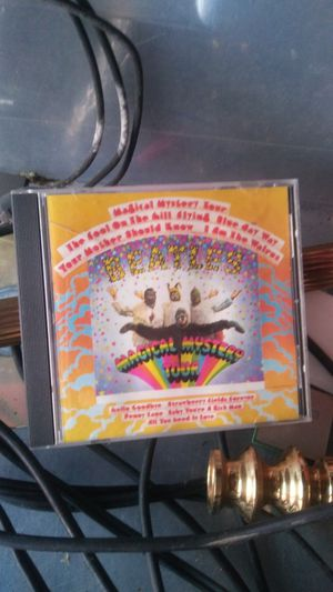 The Beatles Magical Mystery Tour CD album for Sale in Houston, TX