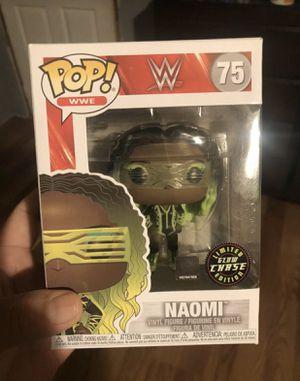 Funko pop! Wwe Naomi glow chase for Sale in Houston, TX