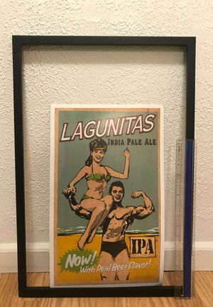 Poster and Frame for Sale in Reno, NV
