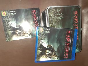 It Chapter 2 & Scary Stories with Lunch Box for Sale in Lawndale, CA