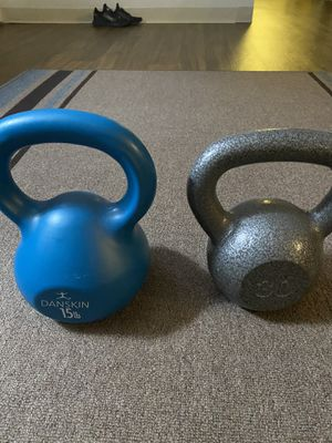 Kettebells gym Workout for Sale in San Diego, CA
