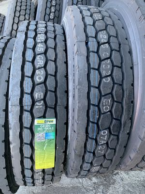 TBB semi truck and trailer tires for Sale in Huntington Park, CA