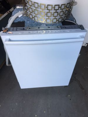 Great Bosch dishwasher! Stainless steal inside!! for Sale in Denver, CO