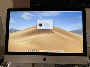 "Imac 27""i5,16g,1tb(2012) retina for Sale in Germantown, MD"