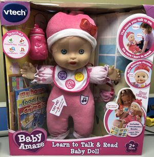 Baby Doll Lot: NIB Baby Amaze, NIB Corolle Stroller, Gently Loved Cry Baby for Sale in Bolingbrook, IL