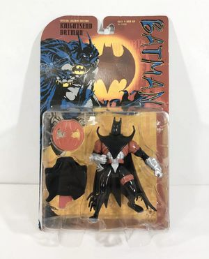 1995 Special Legends Edition Knightsend Batman KENNER Action Figure for Sale in Tacoma, WA
